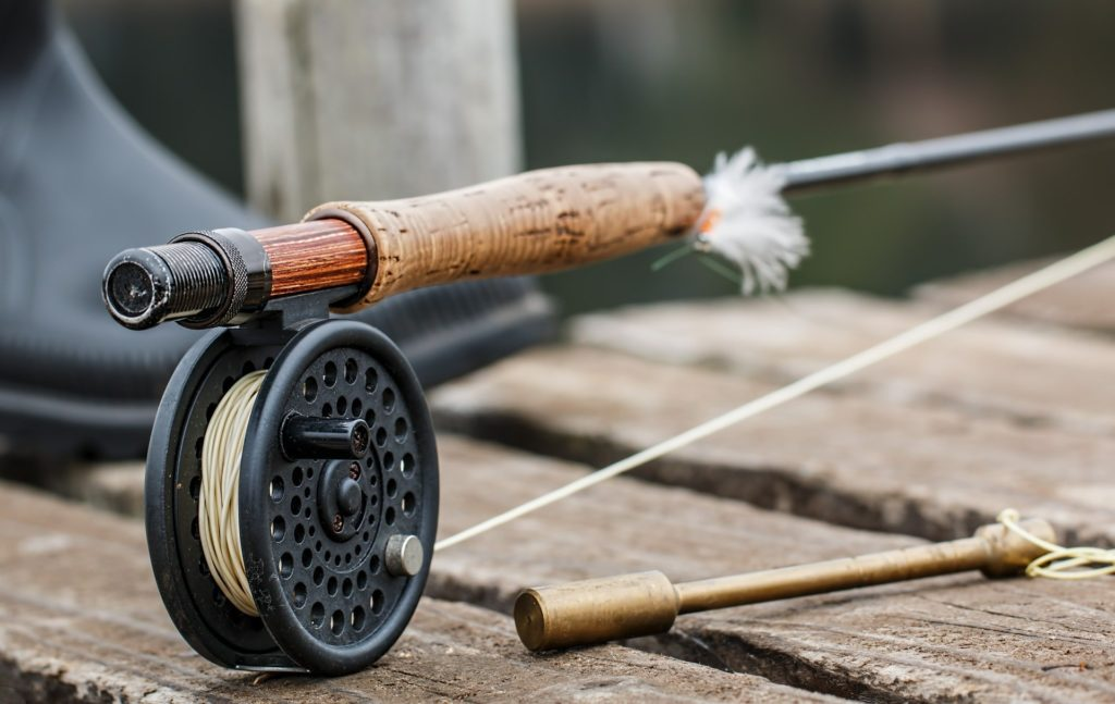 fishing rod bamboo